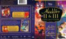 Aladdin: 2-Movie Collection (1994-1996) R1 DVD Cover