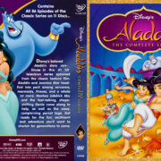 Aladdin: Complete Series (1994-95) R1 Custom DVD Cover