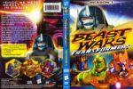 Transformers Beast Wars: Season 1 (1996) R1 DVD Cover