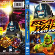 Transformers Beast Wars: Season 1 (1996) R1 DVD Cover