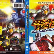 Transformers Beast Wars: Seasons 2 & 3 (1997-98) R1 DVD Cover
