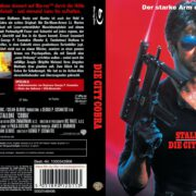 Die City Cobra (1986) GERMAN Custom Blu-Ray Cover