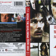 Before The Devil Knows You're Dead (2007) R1 Blu-Ray Cover & Label