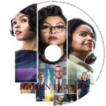 Hidden Figures (2016) R0 CUSTOM Label