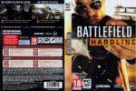 Battlefield Hardline (2015) FR NL Custom PC Cover & Labels