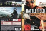 Battlefield Hardline (2015) German Custom PC Cover & Labels