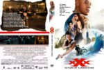 xXx: Return of Xander Cage (2017) R0 CUSTOM Cover & Label
