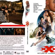 xXx: Return of Xander Cage (2017) R0 CUSTOM Cover & Label