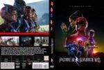 Power Rangers (2017) R0 CUSTOM Cover & Label