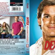 Dexter: Season 2 (2007) R1 Blu-Ray Cover