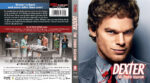 Dexter: Season 3 (2008) R1 Blu-Ray Cover