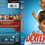 Dexter: Season 4 (2009) R1 Blu-Ray Cover