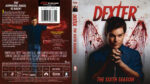 Dexter: Season 6 (2011) R1 Blu-Ray Cover