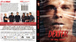 Dexter: Season 8 (2013) R1 Blu-Ray Cover