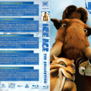 Ice Age Collection (2002-2016) R1 Custom Blu-Ray Cover