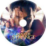 Dr strange (2016) R0 CUSTOM Labels