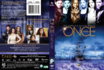Once Upon A Time: Season 2 (2012) R1 DVD Cover
