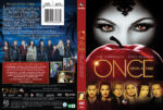 Once Upon A Time: Season 3 (2013) R1 DVD Cover