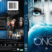 Once Upon A Time: Season 4 (2014) R1 DVD Cover