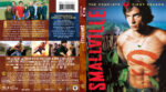 Smallville: Season 1 (2001) R1 Blu-Ray Cover