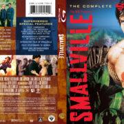 Smallville: Season 1 (2001) R1 Blu-Ray Cover