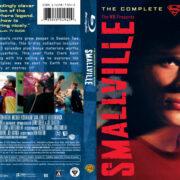 Smallville: Season 2 (2002) R1 Blu-Ray Cover