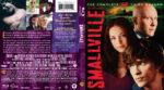 Smallville: Season 3 (2003) R1 Blu-Ray Cover