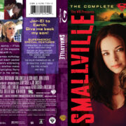 Smallville: Season 3 (2003) R1 Blu-Ray Cover