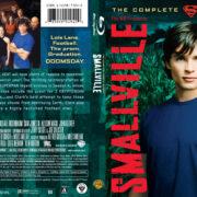 Smallville: Season 4 (2004) R1 Blu-Ray Cover