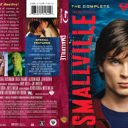 Smallville: Season 5 (2005) R1 Blu-Ray Cover