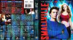 Smallville: Season 7 (2007) R1 Blu-Ray Cover