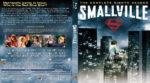 Smallville: Season 8 (2008) R1 Blu-Ray Cover
