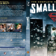 Smallville: Season 8 (2008) R1 Blu-Ray Cover