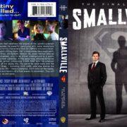 Smallville: Season 10 (2010-11) R1 Blu-Ray Cover