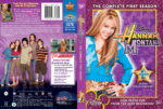 Hannah Montana: Season 1 (2006) R1 DVD Cover