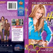 Hannah Montana: Season 1 (2006) R1 DVD Cover