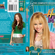 Hannah Montana: Season 2 (2007) R1 DVD Cover