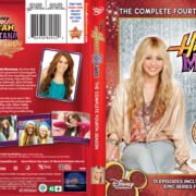Hannah Montana: Season 4 (2011) R1 DVD Cover