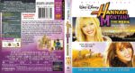 Hannah Montana: The Movie (2009) R1 Blu-Ray Cover