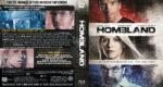 Homeland: Season 1 – 3 (2011-2013) R1 Blu-Ray Cover