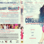 Miss Congeniality: 2-Movie Collection (2000-2005) R1 Blu-Ray Cover