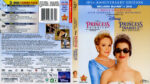 Princess Diaries: 2-Movie Collection (2001-2004) R1 Blu-Ray Cover