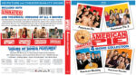 American Pie: 4-Movie Collection (1999-2012) R1 Blu-Ray Cover