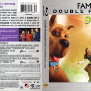 Scooby-Doo: 2-Movie Collection (2002-2004) R1 Blu-ray Cover