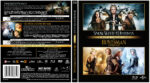 The Huntsman: 2-Movie Collection (2012-2016) R1 Blu-Ray Cover