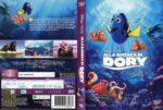 Alla Ricerca Di Dory (2016) R2 DVD Italian Cover