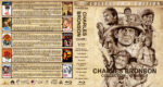 Charles Bronson Collection – Volume 1 (1963-1973) R1 Custom Blu-Ray Cover