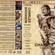 Charles Bronson Collection: Volume 2 (1974-1979) R1 Custom Blu-Ray Cover