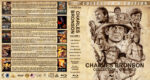 Charles Bronson Collection: Volume 3 (1980-1993) R1 Custom Blu-Ray Cover