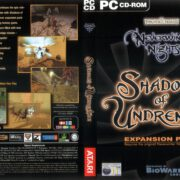 Neverwinter Nights Shadows Of Undrentide (2003) PC Cover